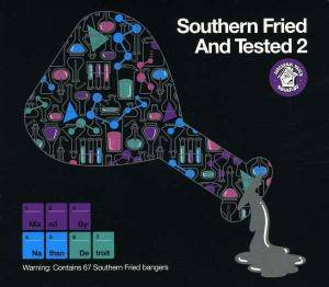Cover - Heavy Rock: Southern Fried And Tested