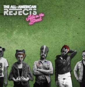 Cover - All-American Rejects, The: Kids In The Street