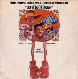 Cover - Staple Singers, The: Let's Do It Again