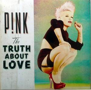 P!nk: The Truth About Love (2-LP) - Bild 1