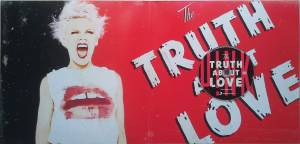 P!nk: The Truth About Love (2-LP) - Bild 4
