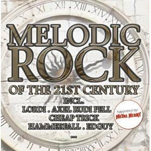 Melodic Rock Of The 21st Century - Cover