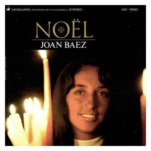 Joan Baez: Noël (1966) - Cover