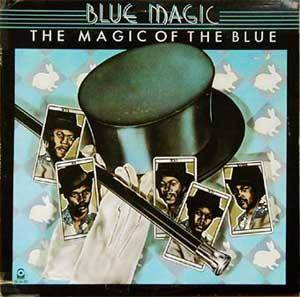 Cover - Blue Magic: Magic Of The Blue, The
