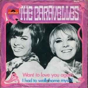 Cover - Caravelles, The: Want To Love You Again