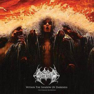 Gorement: Within The Shadow Of Darkness - The Complete Recordings - Cover