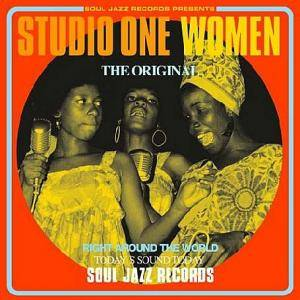 Cover - Soulettes, The: Studio One Women