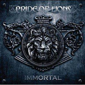 Cover - Pride Of Lions: Immortal