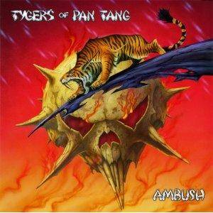 Tygers Of Pan Tang: Ambush - Cover