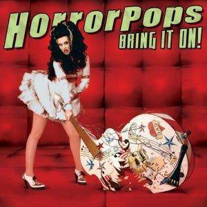 HorrorPops: Bring It On! - Cover