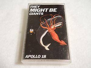 They Might Be Giants: Apollo 18 (Tape) - Bild 1