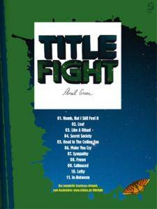 Title Fight: Floral Green (CD) - Bild 9