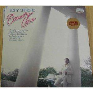 Cover - Tony Christie: Country Love