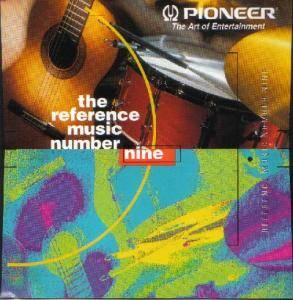 Cover - New York Voices: Pioneer Reference Music Nine