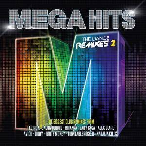 Cover - Diddy-Dirty Money: Mega Hits - The Dance Remixes 2