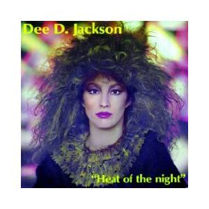 Dee D. Jackson: Heat Of The Night - Cover