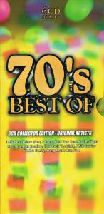 Cover - Fantastics: 70's Best Of