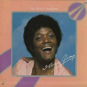 Cover - Dobie Gray: New Ray Of Sunshine