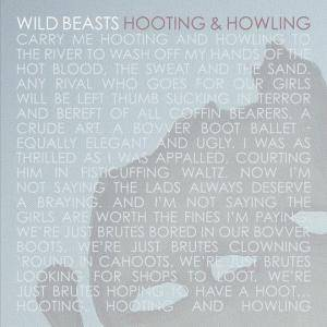 Cover - Wild Beasts: Hooting & Howling