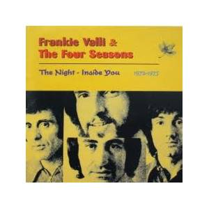 Cover - Frankie Valli & The Four Seasons: Night / Inside You, The