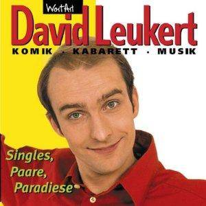 David Leukert: Singles, Paare, Paradiese - Cover