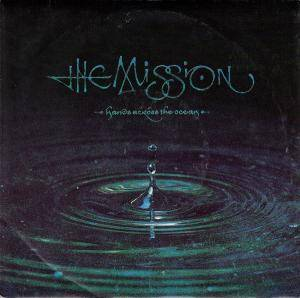 The Mission: Hands Across The Ocean - Cover