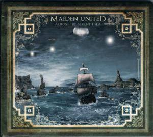 Maiden United: Across The Seventh Sea - Cover