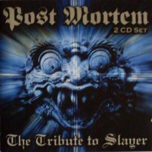 Cover - Somnus: Post Mortem - The Tribute To Slayer