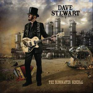 Cover - Dave Stewart: Ringmaster General, The