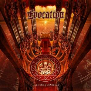 Evocation: Illusions Of Grandeur (CD) - Bild 1