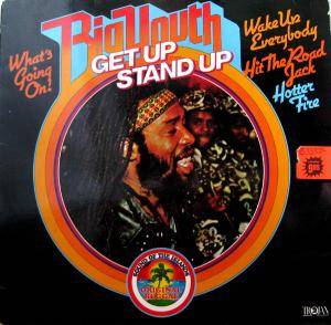 Cover - Big Youth: Get Up Stand Up