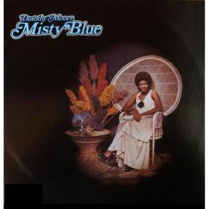 Cover - Dorothy Moore: Misty Blue