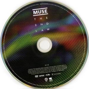 Muse: The 2nd Law (CD + DVD) - Bild 4