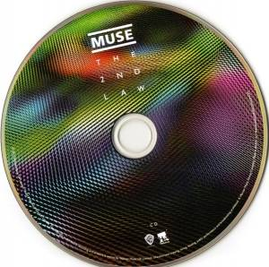 Muse: The 2nd Law (CD + DVD) - Bild 5