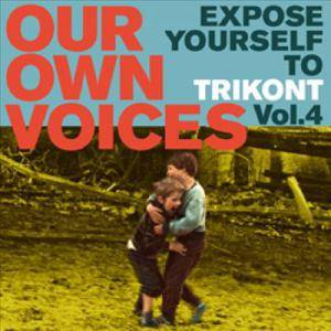 Cover - Bally Prell: Our Own Voices - Expose Yourself To Trikont Vol.4