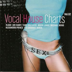 Vocal House Charts Vol. 02 - Cover