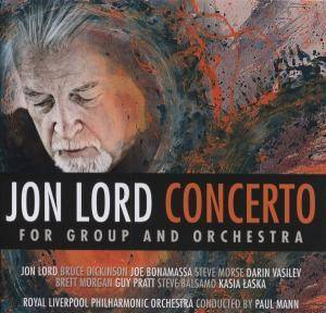 Jon Lord: Concerto For Group And Orchestra - Cover