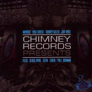 Cover - Vybz Kartel: Chimney Records Presents