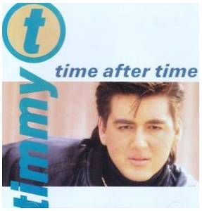 Cover - Timmy T: Time After Time