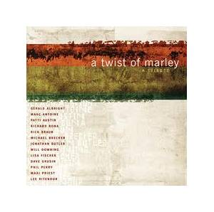 Twist Of Marley, A - Cover
