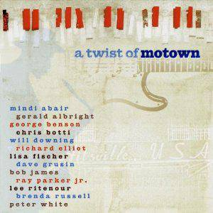 Twist Of Motown, A - Cover