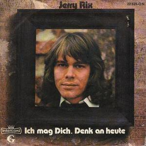 Cover - Jerry Rix: Ich Mag Dich