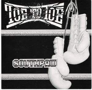 Cover - Toe To Toe: Southpaw