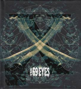 The 69 Eyes: X - Cover