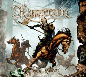 Harllequin: Hellakin Riders - Cover