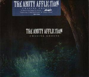 The Amity Affliction: Chasing Ghosts - Cover