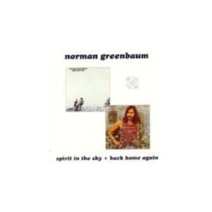 Cover - Norman Greenbaum: Spirit In The Sky / Back Home Again