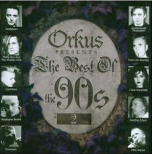 Cover - Various Artists/Sampler: Orkus Presents The Best Of The 90s - Vol. 2