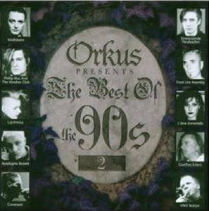 Orkus Presents The Best Of The 90s - Vol. 2 - Cover