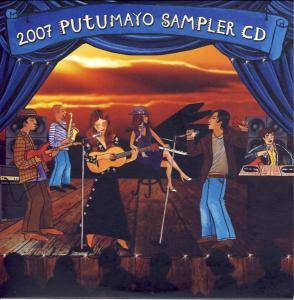 Cover - !DelaDap: 2007 Putumayo Sampler CD